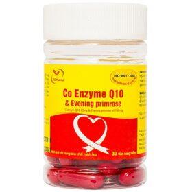 Thực Phẩm Chức Năng Bảo Vệ Tim Mạch Co Enzyme Q10 Thành Công 30 Viên