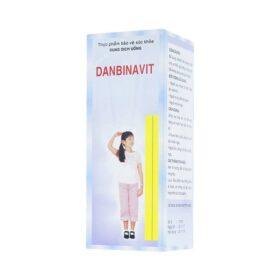 Dung Dịch Uống Hỗ Trợ Tăng Chiều Cao Cho Trẻ Danbinavit 60Ml