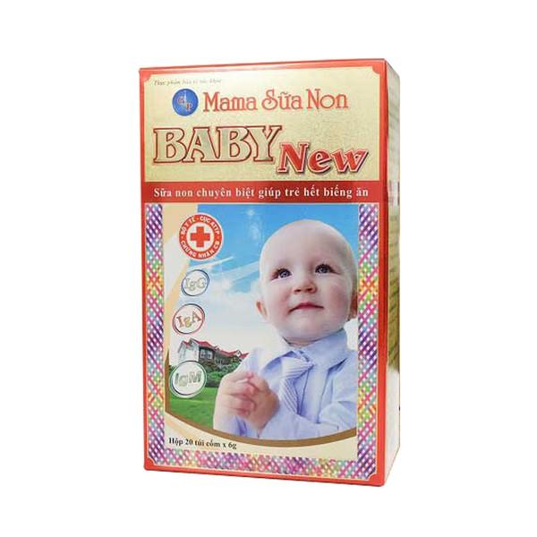 Mama Sữa Non Baby New 20 Gói