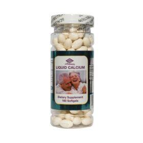 Viên Uống Bổ Sung Canxi Và Vitamin D Liquid Calcium 160 Viên
