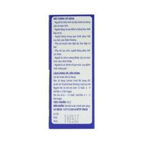 Dung Dịch Uống Tinh Chất Nghệ Curmin Lead Liquid 50Ml