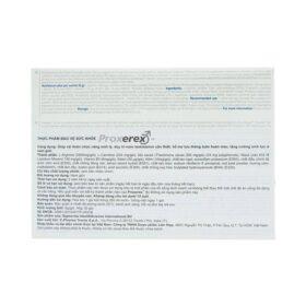 Bột Pha Uống Hỗ Trợ Sinh Lý Nam Proxerex Sigma-Tau 30 Gói X 6G