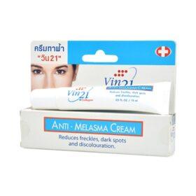 Kem Trị Nám Vin21 Anti-Melasma Cream 15G
