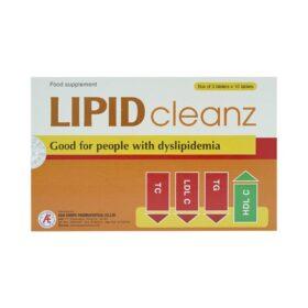 Viên Uống Hỗ Trợ Giảm Cholesterol Lipid Cleanz Imc 30 Viên