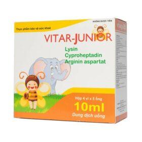 Dung Dịch Uống Cho Trẻ Biếng Ăn Vitar-Junior Boston Pharmaceutical