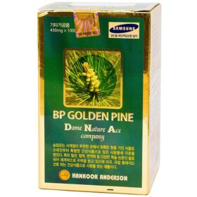 Viên Uống Giúp Tăng Tuần Hoàn Máu Bp Golden Pine Bioavenue 100 Viên
