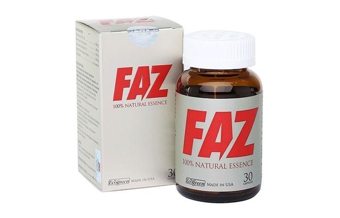 FAZ điều hòa mỡ máu, bảo vệ tim khỏe mạnh
