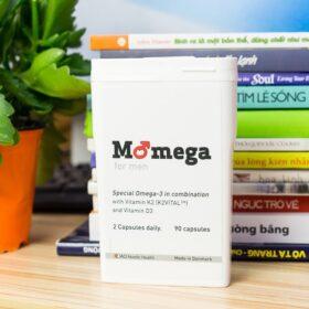 Viên Uống Hỗ Trợ Tim Mạch Nam Giới Momega For Men Dao Nordic Health 90 Viên