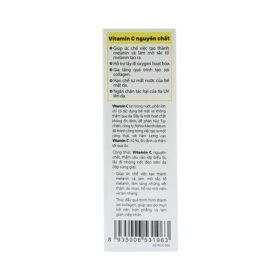 Dung Dịch Trị Sẹo Và Vết Thâm Acnes C10 15Ml