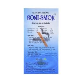 Boni-Smok 250Ml