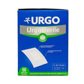 Băng Gạc Urgosterile 10Cm X 7Cm 50 Miếng
