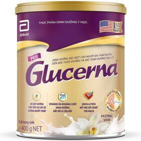 Sữa Dành Cho Người Tiểu Đường Abbott Glucerna 400G