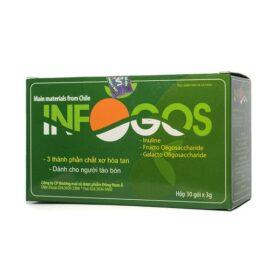 Chất Xơ Infogos 30 Gói