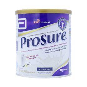 Sữa Abbott Prosure Hương Vani 380G