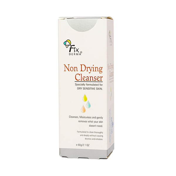 Fixderma Non Drying Cleanser 60G/2.1Oz Unison