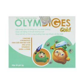 Cốm Cho Trẻ Biếng Ăn Olymediges Gold 20 Gói X 3G