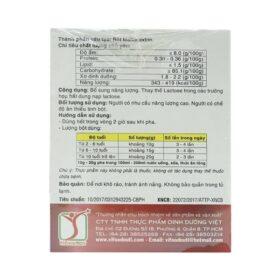 Bột Maltodextrin Calories-Md Gpc 40 Gói X 10G