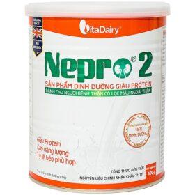 Sữa Nepro 2 400G