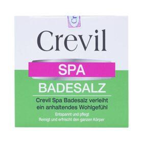 Crevil Spa Badesalz 600G Muối Khoáng Tắm Tẩy Tế Bào Chết Toàn Thân Khoáng Biển Chết