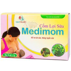 Cốm Lợi Sữa Medimom Medistar 20 Gói X 3G