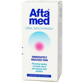 Aftamed Mouthwash Bioplax 150Ml