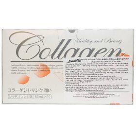 Nước Uống Đẹp Da Collagen Nhật Bản Jpanwell