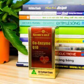 Co-Enzyme Q10 150Mg Nature's Gold 60 Viên - Bảo Vệ Tim Mạch