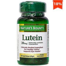Lutein - Viên Uống Bổ Mắt Của Mỹ