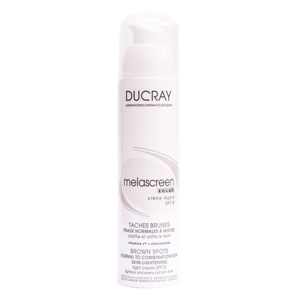 Kem Dưỡng Sáng Da Chống Nắng Ducray Melascreen Light Cream Spf15 40Ml