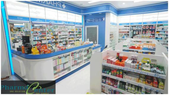 Cửa hàng Pharma Center