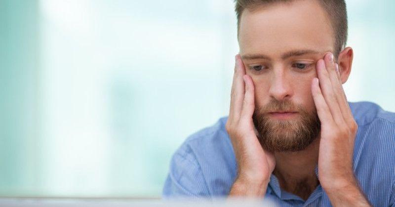 Căng thẳng kéo dài ở nam giới có thể làm hỏng việc sản xuất tinh trùng?