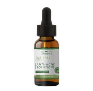 Serum trị mụn cho da dầu Plantnery Tea Tree Anti-Acne Solutions Intense